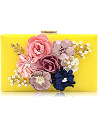 Women Flower Clutches Evening Bags Handbags Wedding Clutch Purse