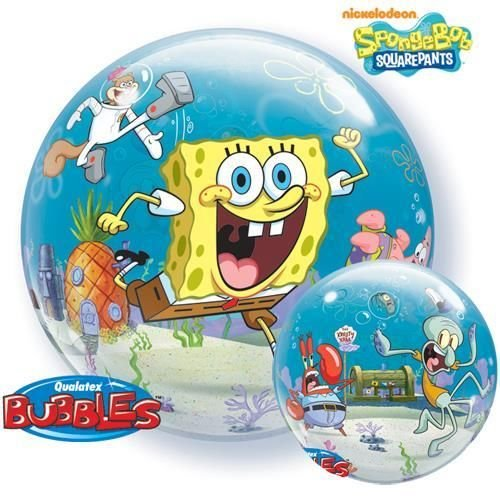 SpongeBob Squarepants Bob Esponja & Amigos 55.9 cm Qualatex ...