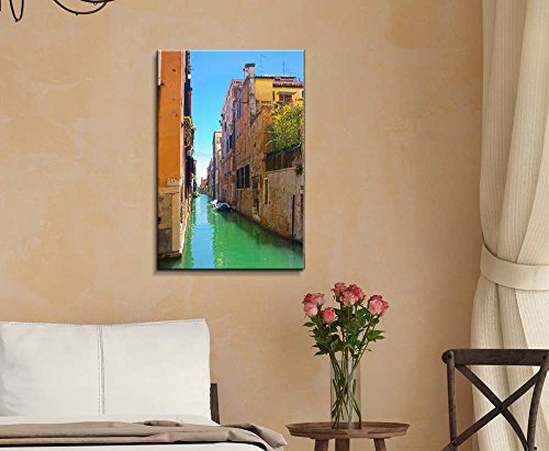 Beautiful Scenery Alley in Venice Italy Wall Decor