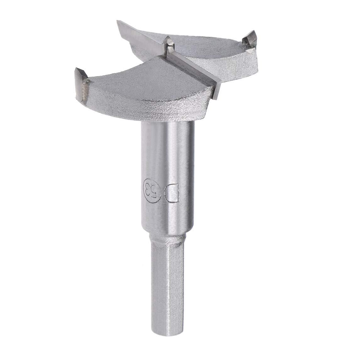 53 mm, v/ástago hexagonal de 10 mm Broca para taladro Sourcingmap