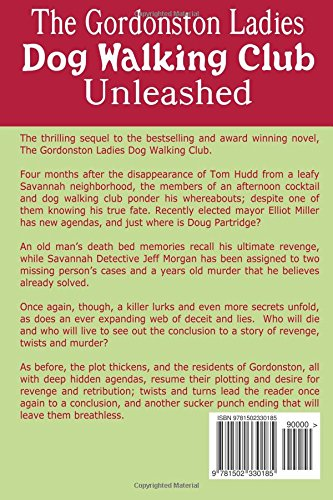 The Gordonston Ladies Dog Walking Club Unleashed Volume 2 Duncan Whitehead 9781502330185 Amazon Books