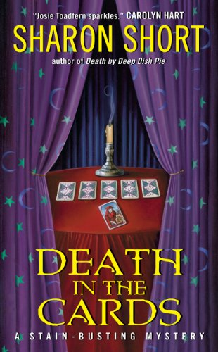 Death in the Cards: A Stain-busting Mystery (The Stain-Busting Mysteries Book 3)