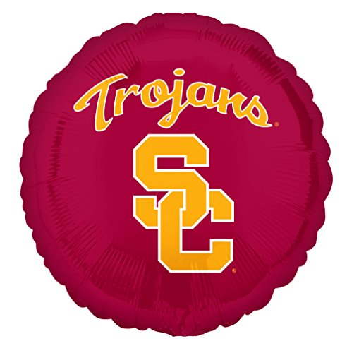 Anagram International USC Trojans Foil Flat Balloon, 18