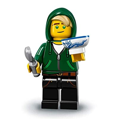LEGO Ninjago Movie Minifigures Series 71019 - Lloyd Garmadon: Toys & Games