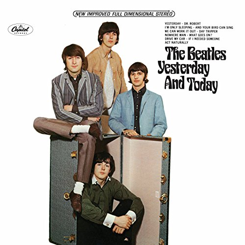 beatles butcher cover - 2