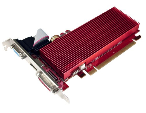 Diamond Multimedia AMD Radeon HD 6450 PCIE 1GB GDDR3 Video Graphics Card 6450PE31GSS -