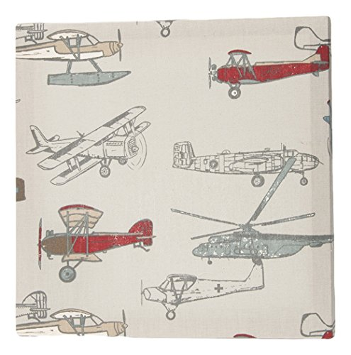 Hanging Wall Glenna Jean Baby - Glenna Jean Fly-by Wall Art, Airplane Print Canvas