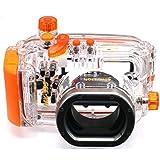 EACHSHOT 40M WP-DC38 Waterproof Underwater Housing Case Bag for Canon Powershot S95 as WP-DC34