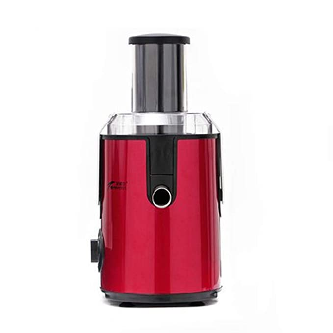 WGFGXQ Stainless Juice Extractor, High Juice Yield, Extracts Healthy Nutrition from Fruits Vegetables. Easy to Clean.