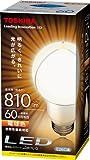 東芝 E-CORE(イー・コア) LED電球 一般電球形 10.6W(光が広がるタイプ・白熱電球60W相当・810ルーメン・電球色) LDA11L-G 口金直径26mm