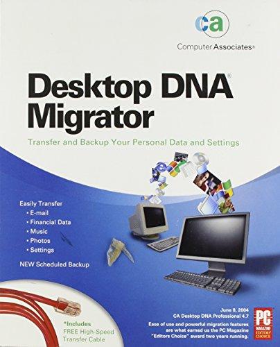 CA Desktop Dna Migrator R11