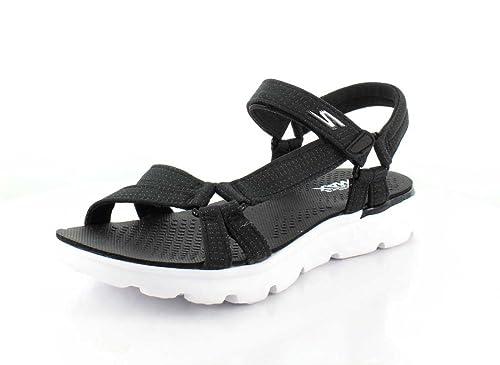 De Sandalias Vestir Skechers MujerAmazon esZapatos Para Y wvN0Onm8