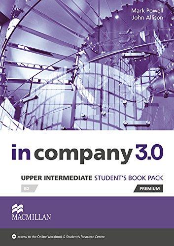 In Company 3.0 Upper Intermediate Level Student's Book Pack