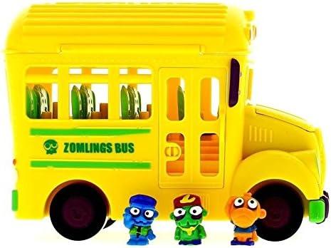 ZOMLINGS- Crazy School Bus (Magic Box INT Toys P00899): Amazon.es: Juguetes y juegos