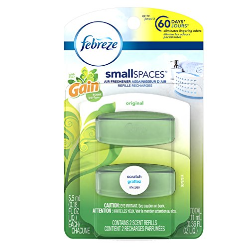 Shoes 2 Free Ship (Febreze Set & Refresh Original Scent Of Gain Air Freshener Refill (2 Count; 5.5 Ml Each))