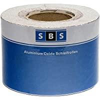 SBS Papel de lija Rollo 115 mm x