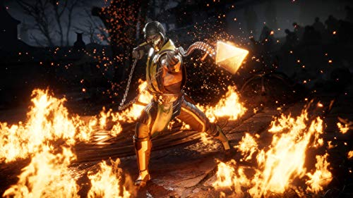 Mortal Kombat 11 - Nintendo Switch 3