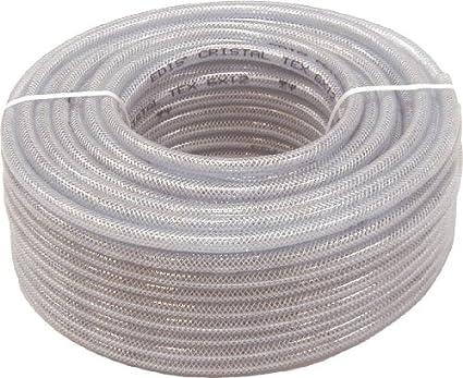 Elmag 42108 - Rollo de manguera para compresor de aire a presión (PVC, 13