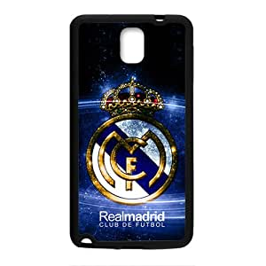 RELAY Realmadrid Fashion Comstom Plastic case cover For Samsung Galaxy Note3