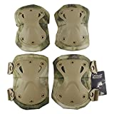 Protective King Kong Gear Safety Kneepad Elbow