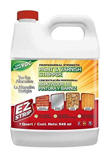 EZ Strip Paint and Varnish Stripper 1 Quart