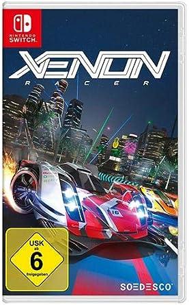 SOEDESCO Xenon Racer vídeo - Juego (Nintendo Switch, Racing, Modo ...