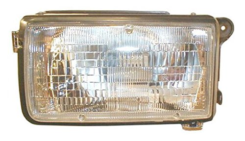Honda Passport Headlight Assembly (Headlight Headlamp Driver Side Left LH for Honda Passport Isuzu Rodeo)
