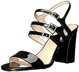 Nine West Womens Hadil Synthetic Dress Sandal