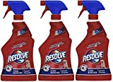 Resolve Pet Stain And Odor Carpet Cleaner, 22 oz (Pack of 3)