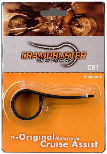 Cramp Buster Cruise Assist Standard Long Size Black