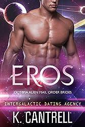 Eros (Olympia Alien Mail Order Brides Book 1)