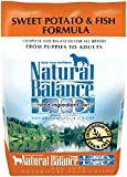 Natural Balance Limited Ingredient Diets Sweet Potato & Fish Formula Dry Dog Food – 4.5 lb