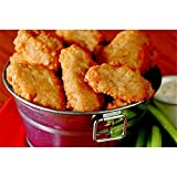 Brakebush Fully Cooked, Honey Touched Paddles, 2nd Wing Only, 6 lb (2 count)