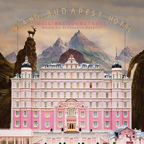 The Grand Budapest Hotel Commentary (Original - Budapest Grand Record Hotel