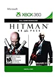 Hitman HD Pack - Xbox 360 Digital Code