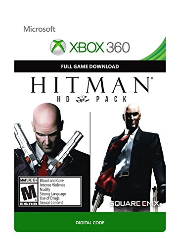 Hitman HD Pack - Xbox 360 Digital Code