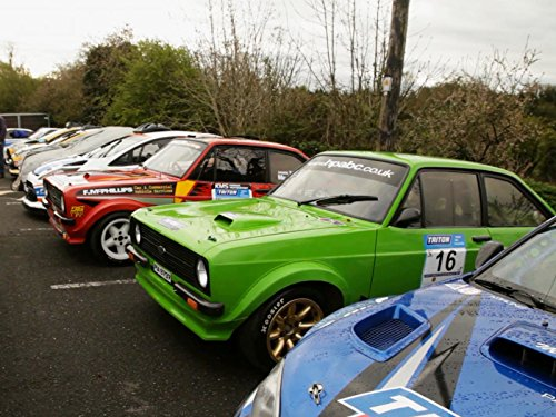 - 2017 Triton Showers National Rally Championship Round 3 Monaghan