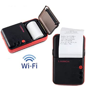 Amazon.com: ICARSCANNER Original Launch X431 Wifi Printer ...