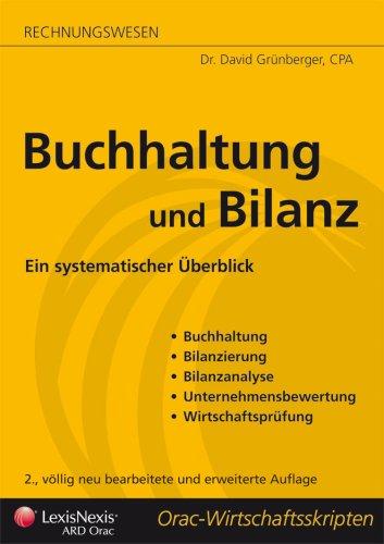 Buchhaltung Und Bilanz Einfuhrung Und Uberblick Fur Einsteiger Pdf Download David Grunberger Monjoilighci