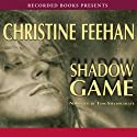 Shadow Game: GhostWalkers, Book 1 Audiobook by Christine Feehan Narrated by Tom Stechschulte