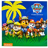 Paw Patrol Large Calendar - 2018 16-month 12in x 12in Wall Calendar