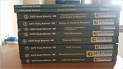 For cse gate pdf material study