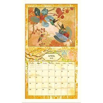 Amazon.com : Lang Contemporary White Calendar Frame, 15 x 25.25 ...