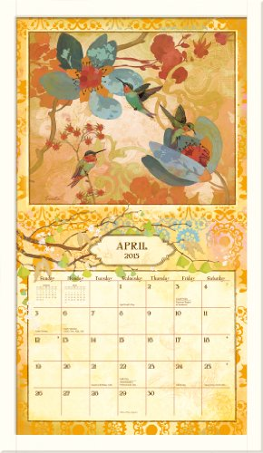 Lang Contemporary White Calendar Frame, 15 x 25.25 Inches (1016014)