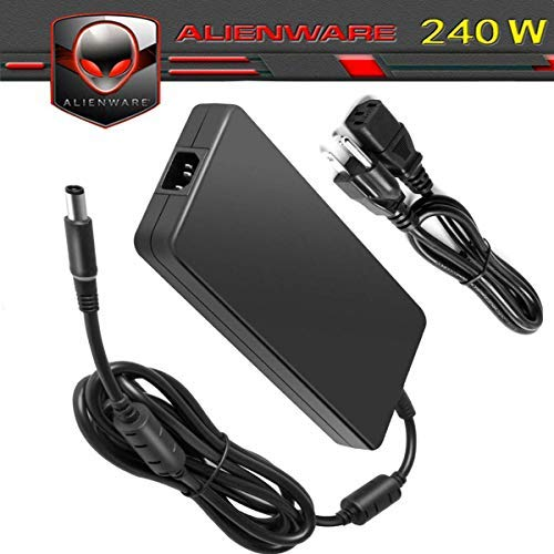 Slim 240W AC Charger for PA-9E GA240PE1-00 DELL Alienware 15 Alienware 14...