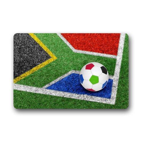 Cool de balón de fútbol Art, amazing de fútbol patrón - Alfombra ...