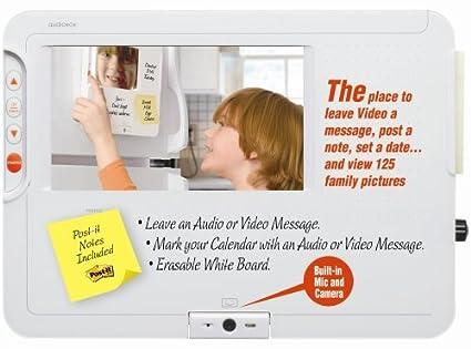 Amazon.com : Audiovox Electronics Homebase DPF711K Digital Message ...