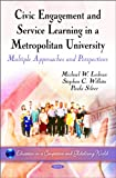 img - for Civic Engagement and Service Learning in a Metropolitan University: Multiple Approaches and Perspectives (Education in a Competitive and Globalizing World) book / textbook / text book