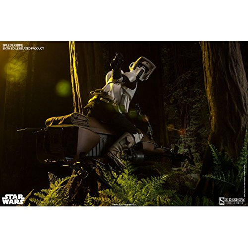 Sideshow Collectibles 1 6 Scale Speeder Bike Toys