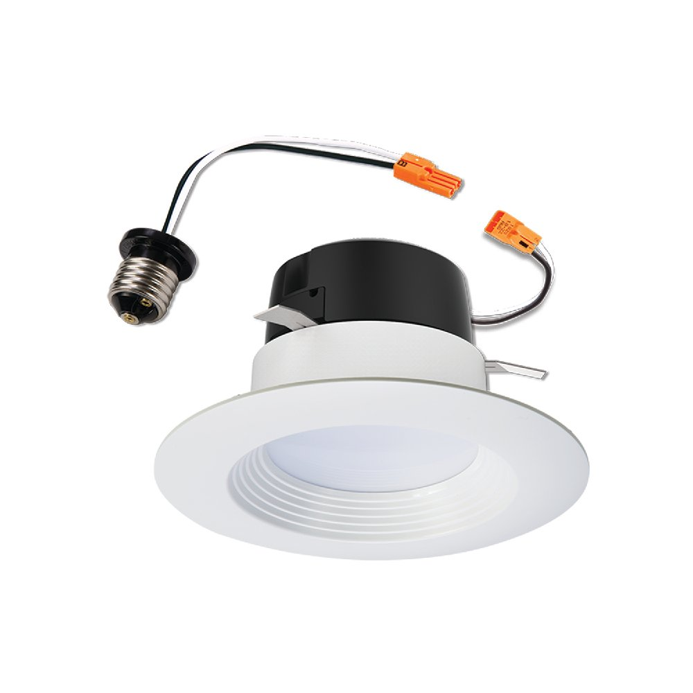 Halo LT460WH6927 4 White 90CRI, 2700K, Integrated LED Recessed Retrofit Baffle Trim LED Module, White Eaton Lighting Division